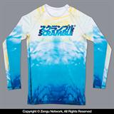Scramble Pacifica Grappling Rashguard